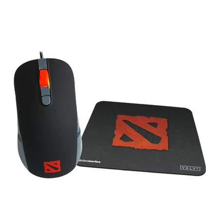 Mouse Steelseries Kana Dota 2 Bundle
