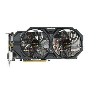 Placa de Vídeo Gigabyte GeForce GTX 760 - GV-N760WF2OC-2GD