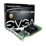 Placa de vídeo EVGA 1024MB 1GB GeForce 8400GS DDR3 PCI-Express 01G-P3-1302-LR