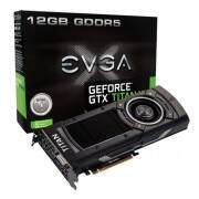 Placa de Video Evga GeForce GTX TITAN X 12GB 12G-P4-2990-KR GDDR5 PCI-EXP