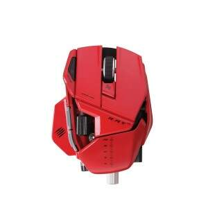 Mouse Mad Catz R.A.T. 9 Red Wireless
