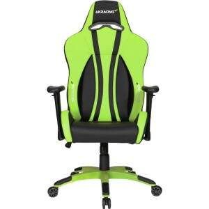 Cadeira Gamer AKRacing Premium Plus Green - AK-PPLUS-GN