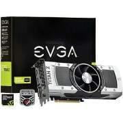 Placa de Vídeo VGA EVGA GeForce GTX Titan Z 12GB DDR5 768 bits PCI-E 3.0 12G-P4-3990-KR