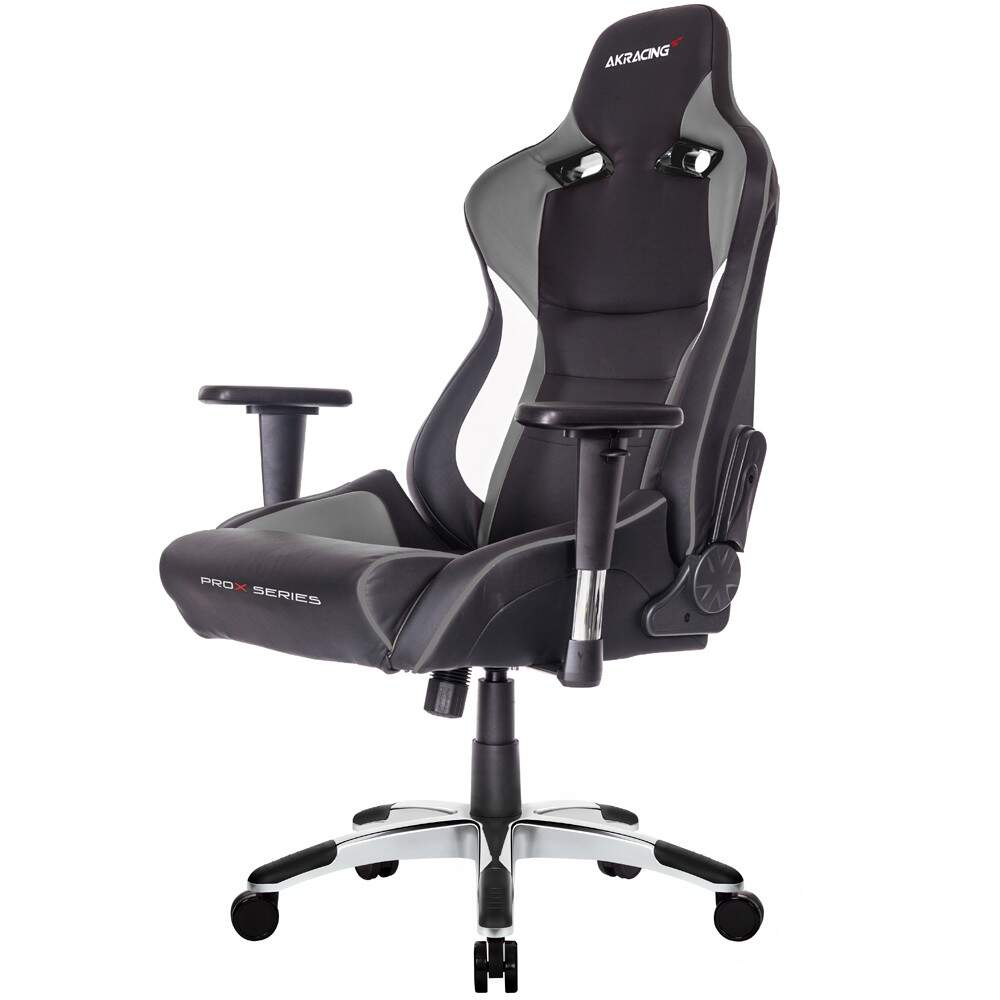 Cadeira Gamer AKRacing ProX Grey - AK-PROX-GY