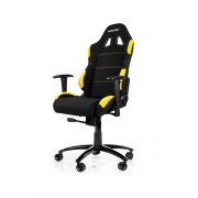 Cadeira Gamer AKRacing Black Yellow - AK-K7012-BY