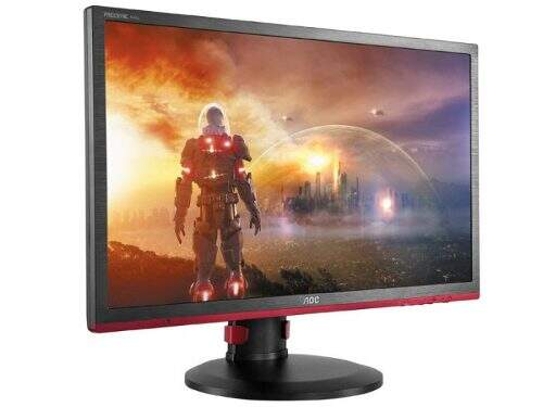 Monitor AOC Gamer 24 LED - 144HZ-1MS-MULTIMIDIA-FULL HD-HDMI-DVI-VGA-DISPLAY PORT