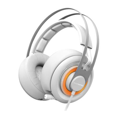 Fone Steelseries Siberia Elite White