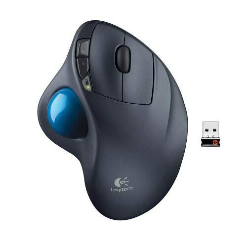 Mouse Logitech Trackball M570 Wireless