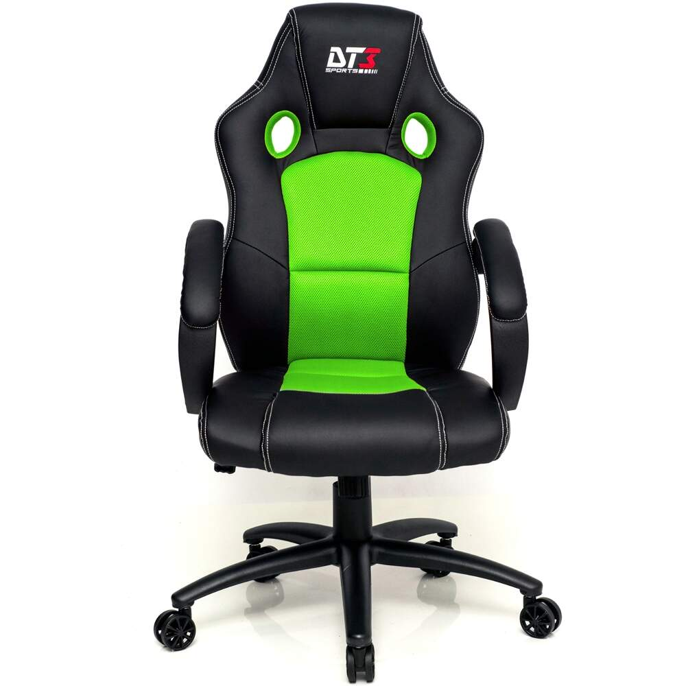 Cadeira Gamer DT3 Sports GT Black Green 10296-8