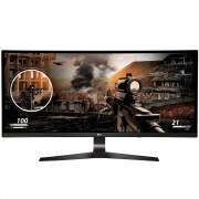 Monitor Gamer Curvo LG 34´ UltraWide 144hz 1ms Motion Blur Reduction 34UC79G