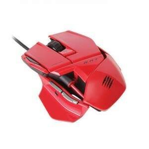 Mouse Mad Catz R.A.T. 3 Red