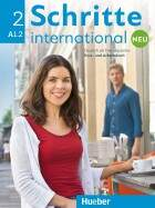 Schritte International Neu 2 - A1/2  (LIVRO DO ALUNO)