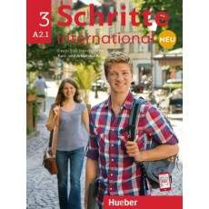Schritte International Neu 3 - A2/1  (LIVRO DO ALUNO)
