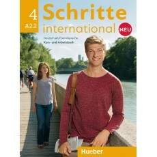 Schritte International Neu 4 - A2/2  (LIVRO DO ALUNO)