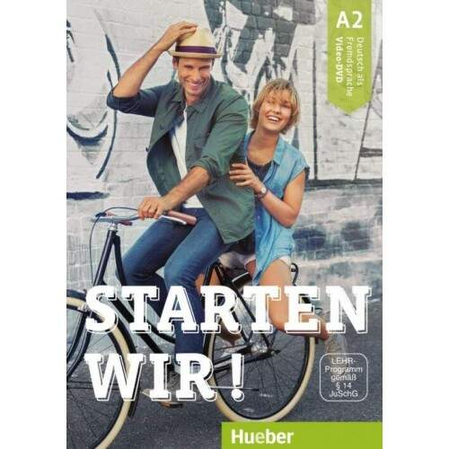 Starten wir! A2 Video-DVD (SOMENTE DVD DO PROFESSOR)