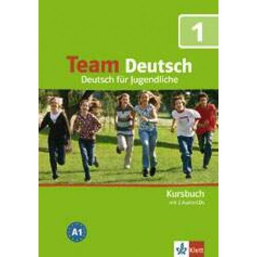 Team Deutsch 1 - Kursbuch + 2 Audio-CDS