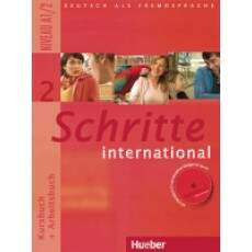 Schritte International 2 - A1/2  (LIVRO DO ALUNO)