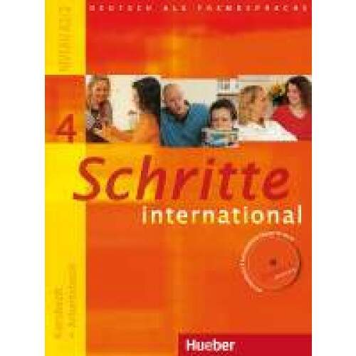 Schritte International 4 - A2/2  (LIVRO DO ALUNO)