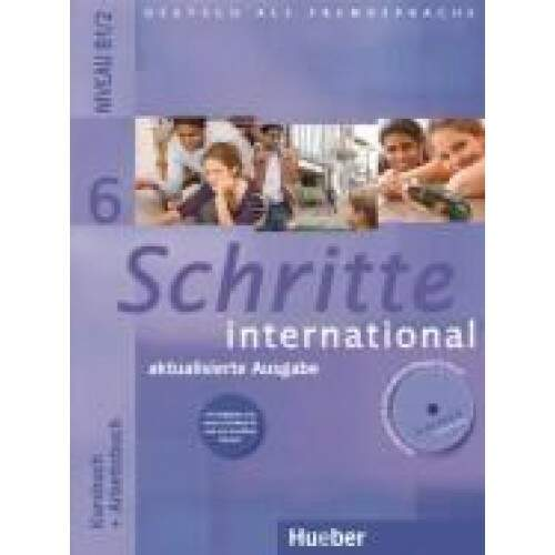 Schritte International 6 - B1/2 (LIVRO DO ALUNO)