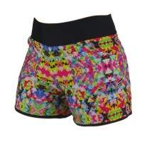 BERMUDA VILLA SPORTS SHORTS TRIVOR MARINA ESTAMPADO COLORIDO