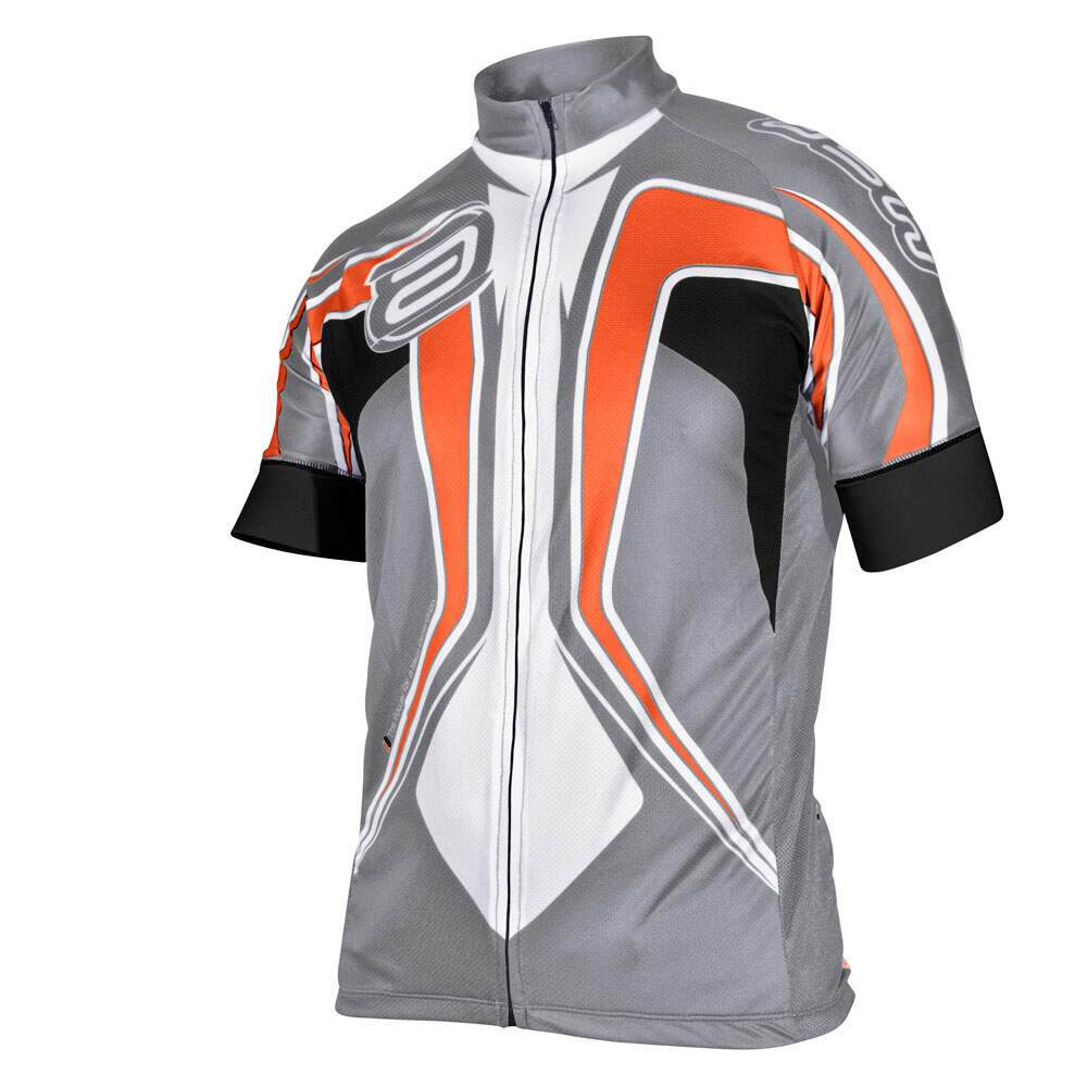 CAMISA ASW ACTIVE RACE CINZA