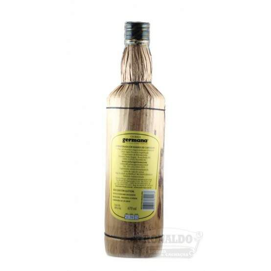 Cachaça Germana 670 ml