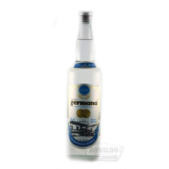 Cachaça Germana Soul 700 ml