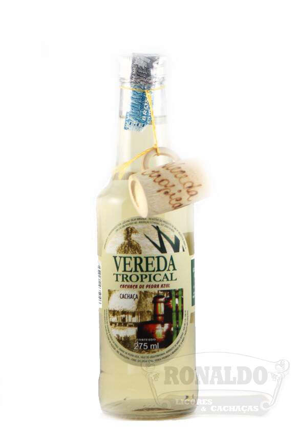 Cachaça Vereda Tropical 275 ml