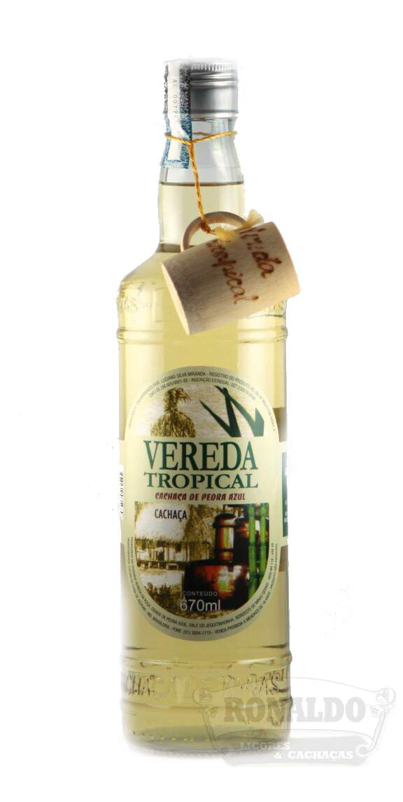 Cachaça Vereda Tropical 670 ml