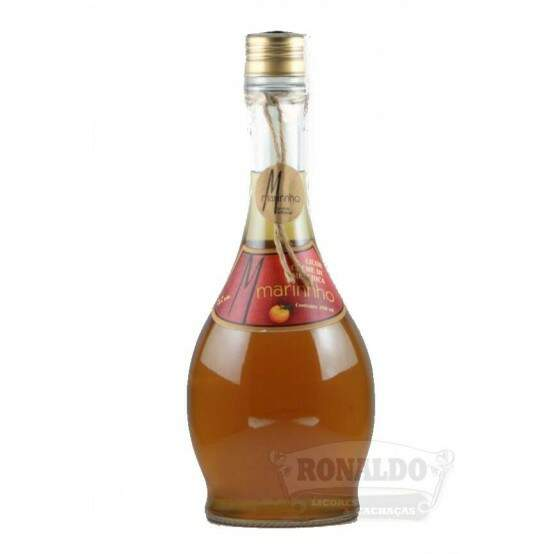 Licor Marinnho 350 ml Mexerica