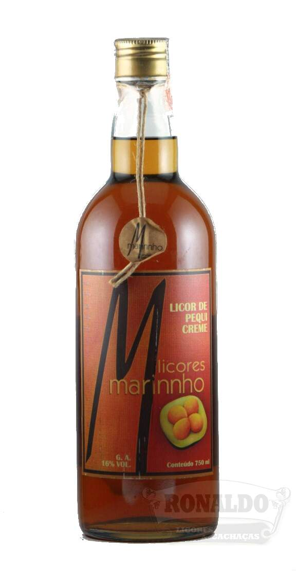 Licor Marinnho 750 ml Pequi