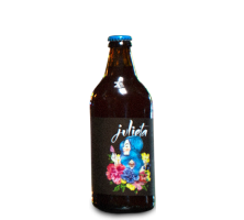 Cerveja Backer 600 ml Julieta