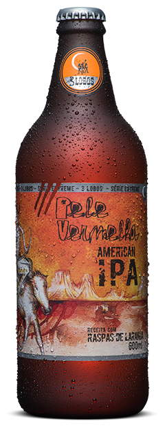 Cerveja Backer 600 ml Tres Lobos American IPA