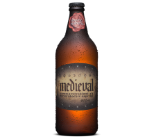Cerveja Backer 600 ml Medieval