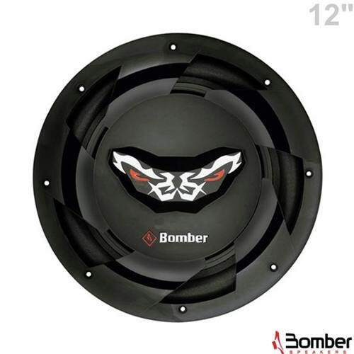 Subwoofer Bomber Bicho Papao 12 700w