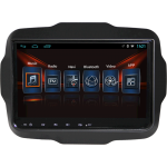 Central Multimídia Android NP-8540 RENEGADE PCD 7 POLEGADAS
