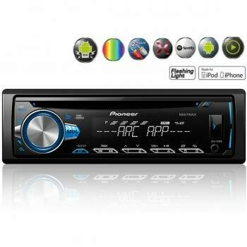 CD PLAYER PIONEER DEH-X10BR