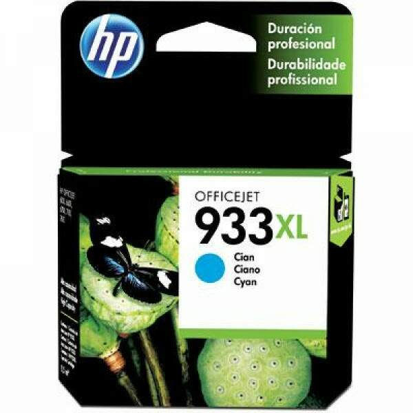 CARTUCHO HP 933XL CIANO