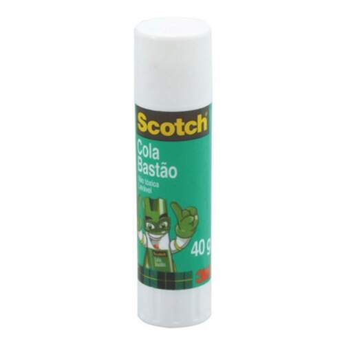 COLA BASTÃO SCOTCH 40G 3M