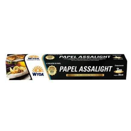 PAPEL ASSALIGHT 30CMX3M WYDA