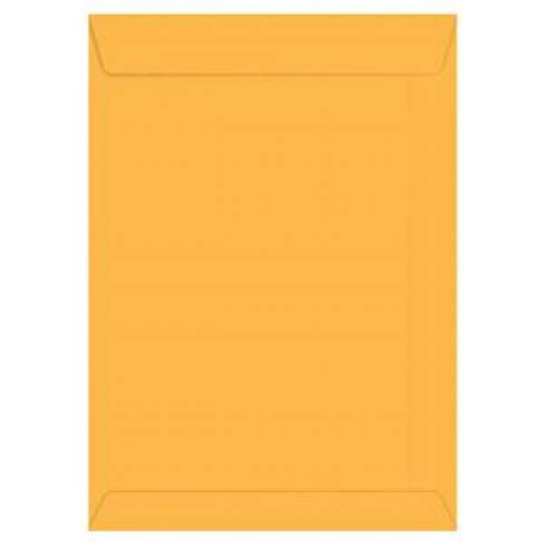 ENVELOPE 200X280 80GRS M.G. OURO (10817) MAITRA PCT/100 UNID