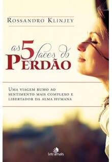 Livro As Cinco Faces do Perdão