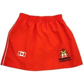 Shorts Saia Infantil Maple Bear
