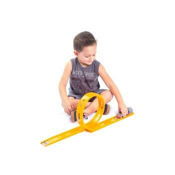 Looping Crazy Streets Ref. 370 Linha Action BS Toys