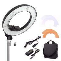 Iluminador de Led Ring light RL-18 Com Fonte