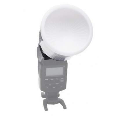 Difusor Lambency Para Flash Speedlite Universal