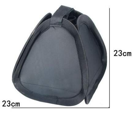 Softbox Para Flash Speedlite 23x23 Cm