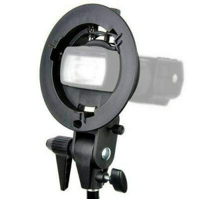 Softbox para Flash Speedlite Universal 60x60 com Suporte - Godox