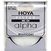 Filtro UV Hoya MC UV Alpha 77mm