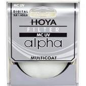 Filtro UV Hoya MC UV Alpha 49mm